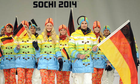 Olympic team receives Sochi email threats