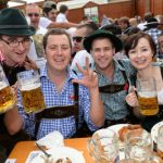 Why is Germany so cool? Actually, we're fairly sure it's those powerful cars and the excellent beer.Photo: DPA