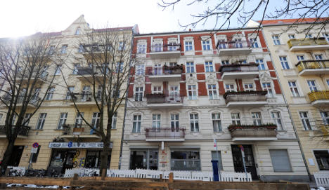 Berlin rent rises outstrip rest of country