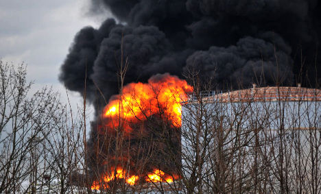 Shell attacked over oil explosion