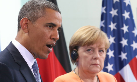 'The USA knows that for us spying is a crime'