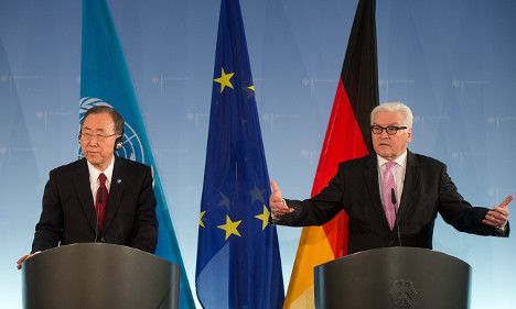 Germany slips in foreign policy rankings