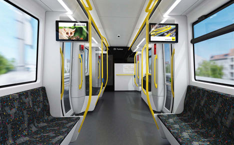 New Berlin trains too wide for tunnels