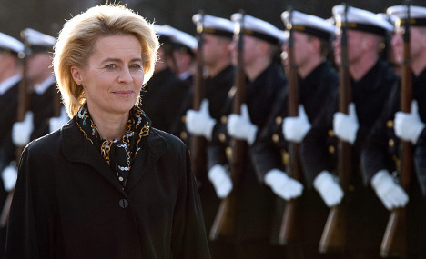 Germany to play bigger military role