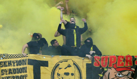 Hundreds of football fans banned until 2019