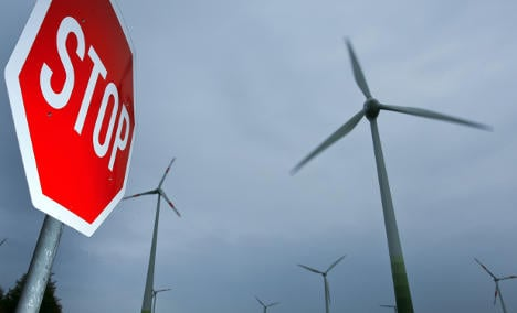 Green energy giant runs out of cash