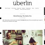 """The ültimate online Berlin resource, <a href=""""http://www.uberlin.co.uk/"""" target=""""_blank""""><b>Überlin</b></a> is run by Brits James and Zoe and is an in-depth blog for what to see, do, listen to and look at in the capital.  Photo: screenshot"""