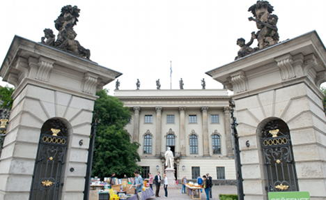 Which subjects are German unis best at?