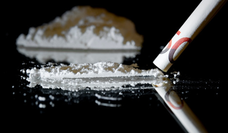 Police hold woman, 76, for cocaine birthday bash