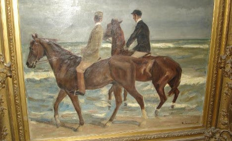 Nazi looted art law could aid returns