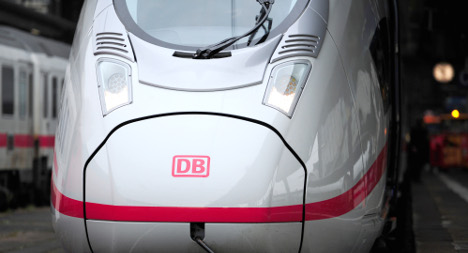 Germany's super train arrives – two years late