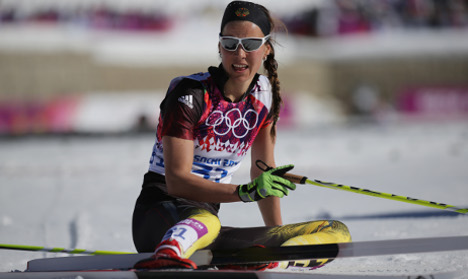 Skier beats cancer, returns to Winter Games