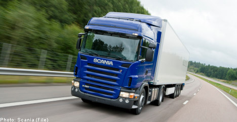 Volkswagen offers €6.7bn to snap up Scania
