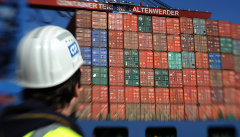 German economy grows faster than expected