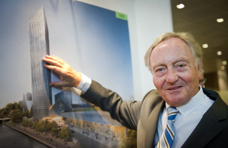 Germany's tallest hotel planned for Berlin
