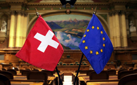 Swiss vote 'a warning sign for Europe'