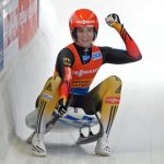 Natalie Geisenberger – Luge. Munich-born Geisenberger took bronze in the women's luge competition at the 2010 Games, after securing a gold in 2008's European Luge Championships. The 26-year-old, who finished first in the 2012-13 Luge World Cup, is aiming to capitalise on her recent good form in Russia.Photo: DPA
