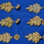 A trove of barbarian treasure has been uncovered near Mainz, thought to date from the Roman era.Photo: DPA