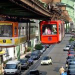 """The rebellious western city of Wuppertal reckons it thinks outside of the box and """"macht was anders."""" What does it do differently you ask? Well, erm, there's Germany's one and only monorail. That's about it.  Photo: DPA"""
