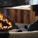 <b>Geborgenheit:</b> This was once voted the nicest German word. And for good reason, as it means being the perfect mixture of cosy, safe, warm and comfortable. Like being wrapped in a furry blanket and sat in front of an open fire. Photo: DPA