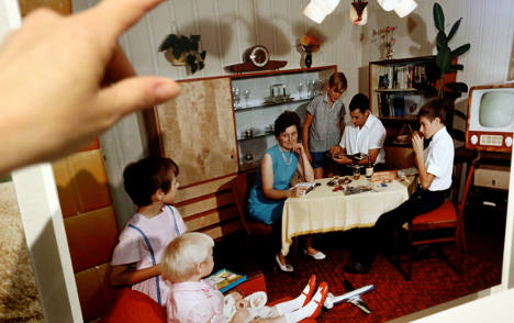 East Germany in colour – everyday propaganda