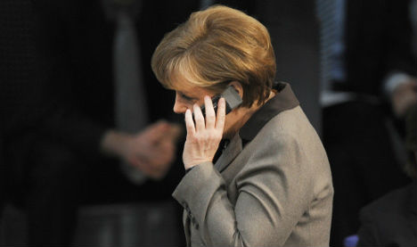NSA carried out 300 reports on Merkel