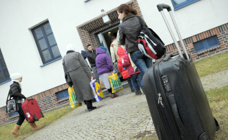 Germany tops the charts for asylum applications