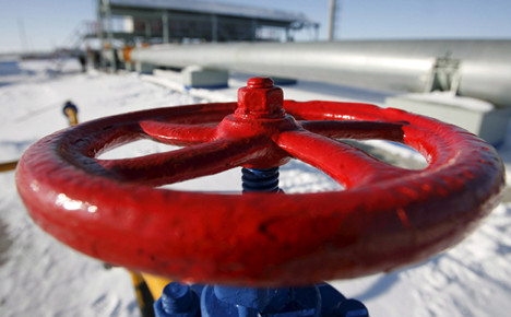 Energy minister: No alternative to Russia gas
