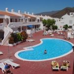 """Tenerife: Soak up the rays on a giant balcony that gets direct sunlight for most of the day. The apartment is situated in a modern complex in Los Cristianos. March temperatures average a very pleasant 20C. <b><a href=""""http://www.holidaylettings.co.uk/rentals/los-cristianos/1333586?utm_source=The+Local+Sweden&amp;utm_medium=CPA&amp;utm_campaign=Search+now+button"""" _blank""""="""""""">Find out more here</a>.</b>Photo: Holiday Lettings"""