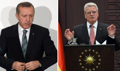 Turkish PM: German president is just a pastor