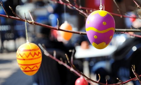 Highs of 22C forecast for Easter weekend