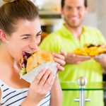<b>2) You think it's acceptable to eat a doner kebab before 3am:</b> Doner kebab shops are everywhere in Germany. Back home you wouldn't even entertain the thought unless it was 3am and you'd spent a heavy night on the beer. Here it is acceptable at any time of the day. Photo: Shutterstock