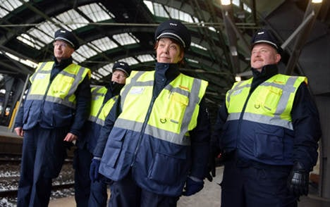 Train staff face record level of violence