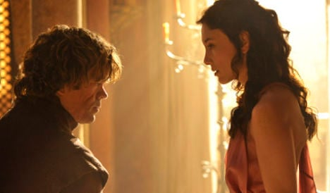 Game of Thrones star on violence against women