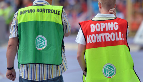Football chiefs to double doping tests