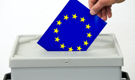 Expat denied vote in EU elections