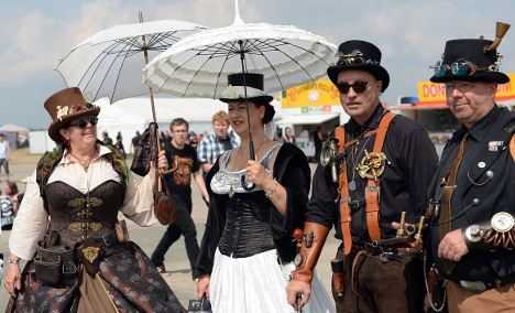 How to master the art of the German stroll