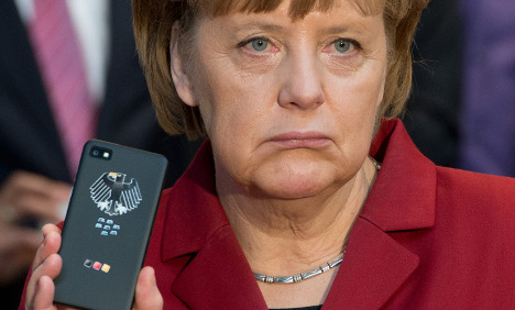 How the NSA may have tapped Merkel's phone
