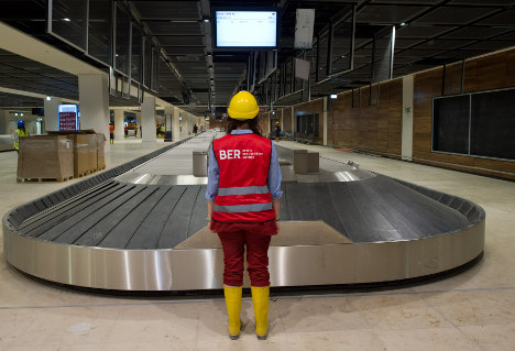 Berlin's new airport is already too small