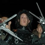 <b>2) Cutter:</b> Are we talking about Edward Scissorhands, or a machine that cuts up things up...Photo: Flickr/Clinton Steeds