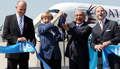ILA Air Show takes off in Berlin