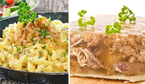 German food – the seven best and wurst dishes