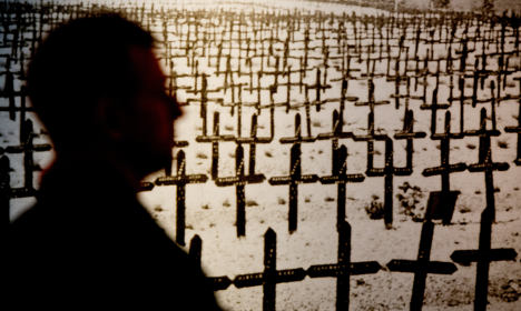 Germans explore WWI guilt 100 years on