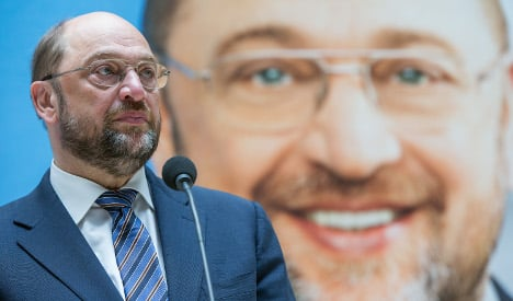 What does the SPD want for Europe?
