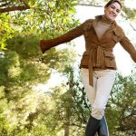 With landlady style Germans are talking about fashion. Think country casual, Hunter Wellington boots, tweed skirts and Barbour jackets and you will be on the right page. Photo: Shutterstock