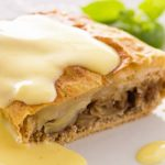 <b>1) Apfelstrudel:</b> This is undoubtedly the king of German desserts, even though it originates from Vienna. When it is cold and snowing outside, there is nothing better to take away the chill than a freshly baked piece of hot apple strudel served with hot vanilla sauce. Nothing tops it.Photo: Photo: Shutterstock
