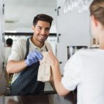 """Wrong! If you're asked """"Togo oder hier essen?"""" after you've ordered something, you are being asked if you would like to eat in or take out.Photo: Shutterstock"""