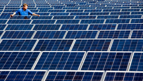 Germany produces half of energy with solar