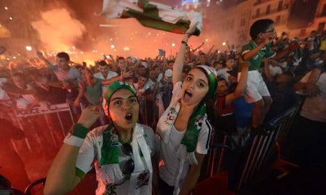 Eight facts about Germany and Algeria