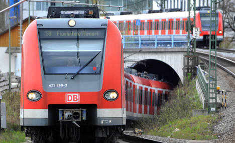 Woman finds bag with €80,000 on Munich train